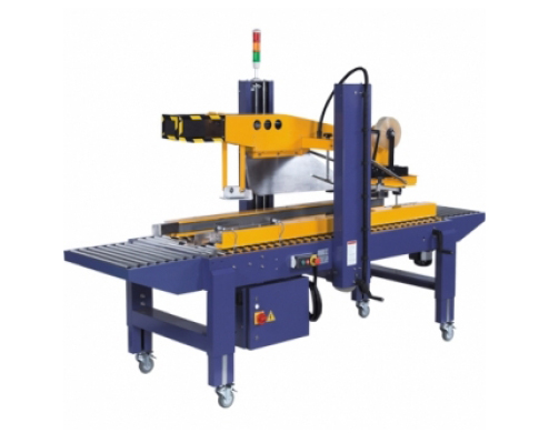 Fully automatic closing machines