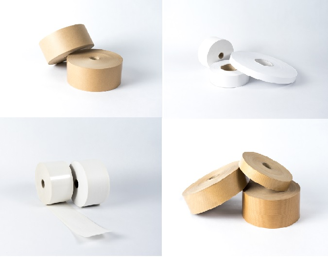 What is gummed paper tape? The perfect seal for cardboard boxes
