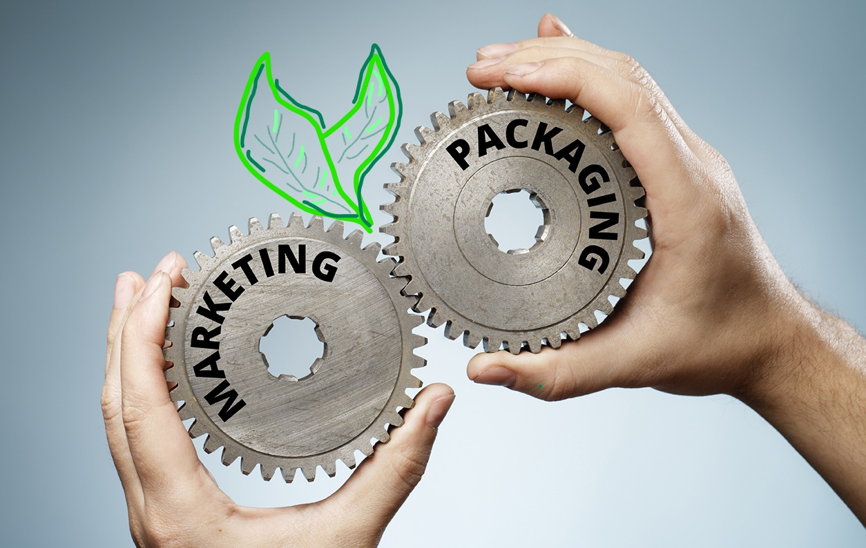 Online customer, packaging and Environment